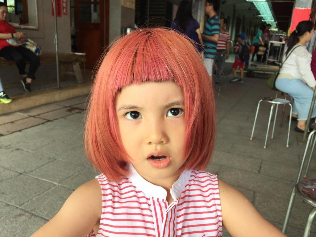 ▲萌娃來襲~23款超可愛男女童髮型大集合!。(圖/StyleMap提供,請勿隨意翻拍,以免侵權。)
