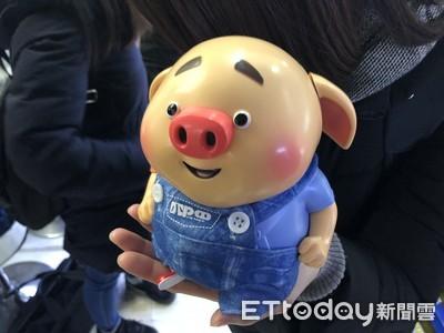 義烏玩具搶搭豬年IP爆紅