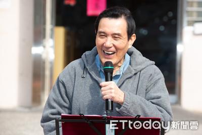 若選總統遇韓國瑜 馬英九:會睡不著