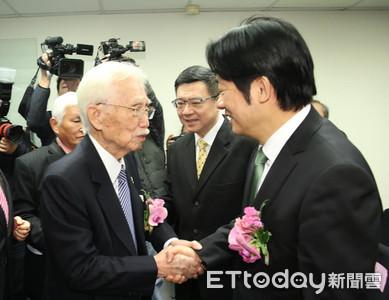 賴清德:時機到了!台灣需要一部新憲法