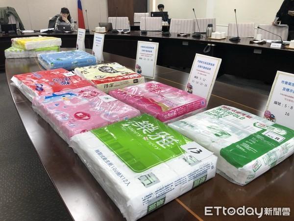 影/市售衛生紙爆違規5成!名單驚見「知名量販牌」 怒轟:便宜沒好貨