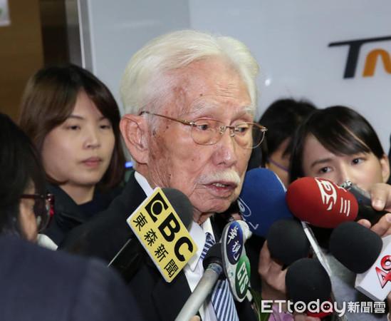 辜寬敏:希望蔡英文叫賴清德出來選2020