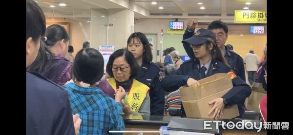 獨/仙氣女警師徒聯手宣傳交通安全 婆媽暴動:「缺媳婦」