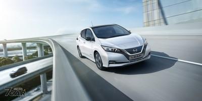 Nissan LEAF奪歐洲最暢銷電動車