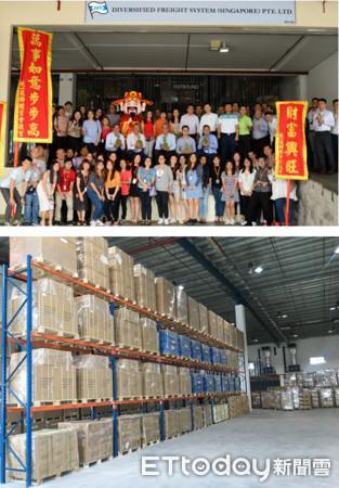 美中貿易戰延燒 中菲行:「台商生產基地向南移動!」新加坡子公司正式成立