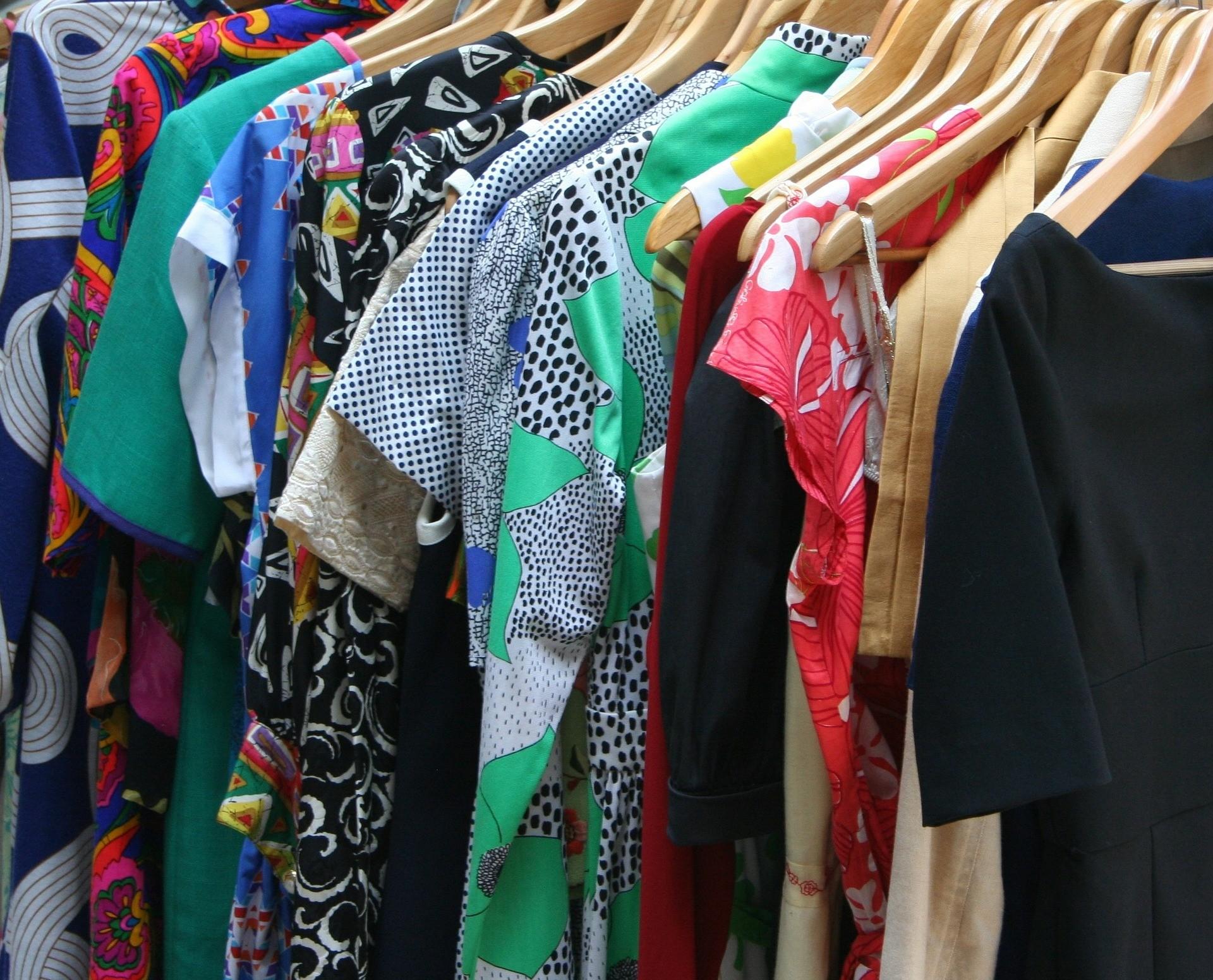▲衣櫃,衣櫥,衣服。(圖/取自免費圖庫pixabay)