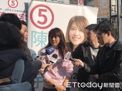 「雙英對決」助陣藍綠對手 陳思宇:柯文哲在我心中總統級重量