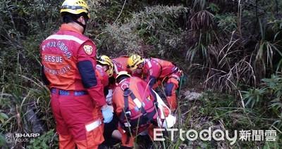 重機騎士八仙山樂園墜3層樓高懸崖慘死