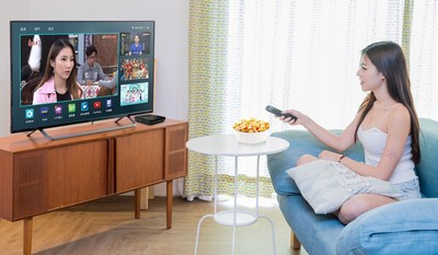 買OVO電視盒請你看遠傳friDay影音