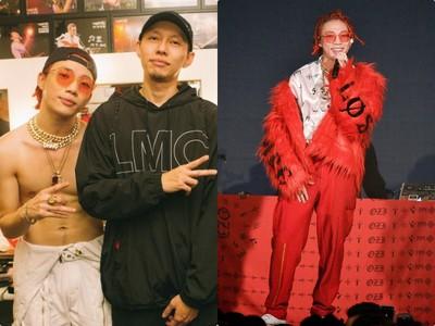 ØZI開唱台灣嘻哈人都來了!