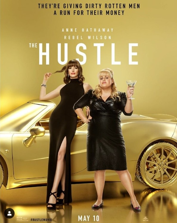 《The Hustle》。(圖/《The Hustle》劇照)