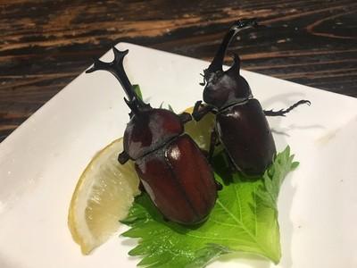暗黑料理 橫濱酒館還有鯨魚睪丸