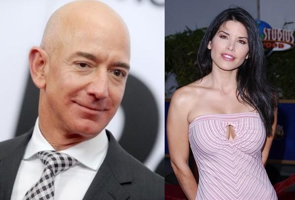 ▲▼ 貝佐斯(Jeff Bezos)與蘿拉.桑切斯(Lauren Sanchez)婚內出軌。(圖/達志影像/美聯社)