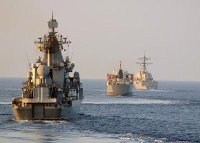 美海軍作戰部長曾說:通過台海仍是選項