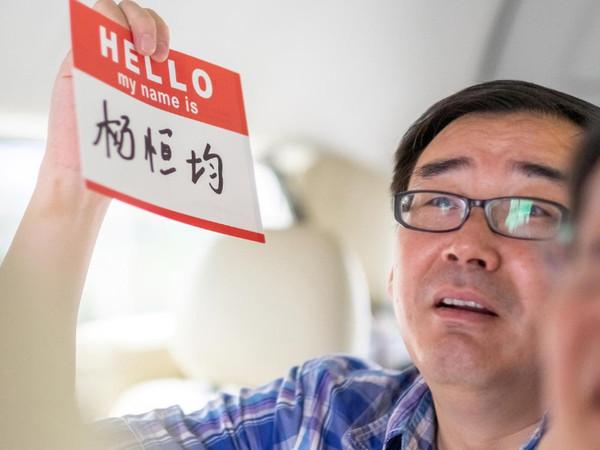 ▲華裔作家楊恆均。(圖/路透社)