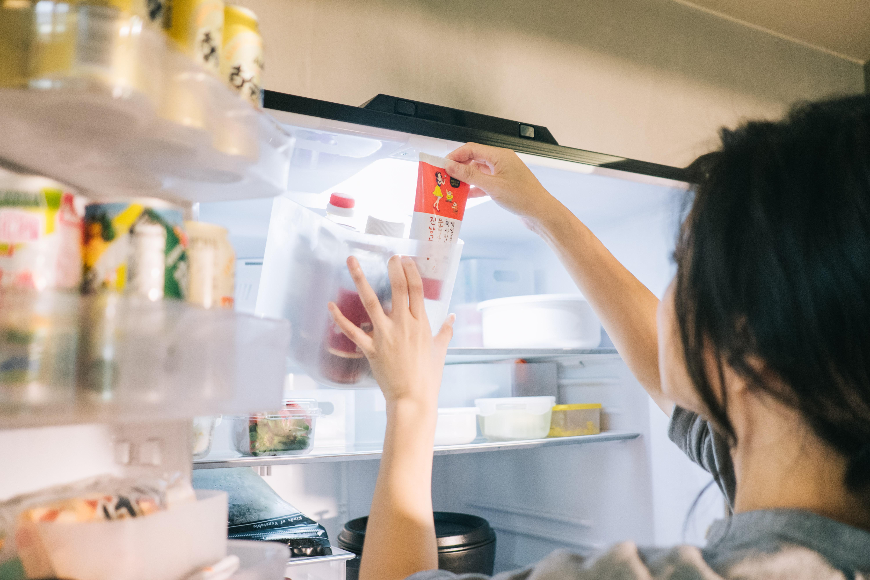 ▲冰箱收納。(圖/三采文化提供)