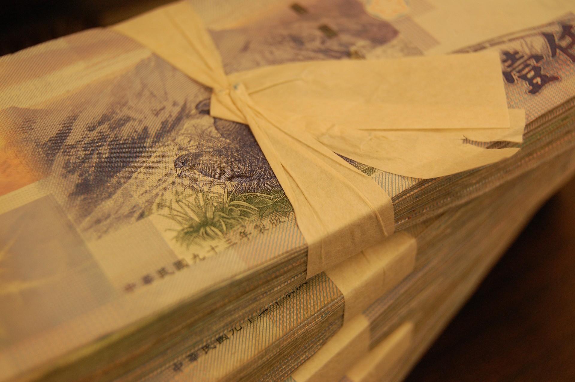 ▲現金。(圖/取自免費圖庫Pixabay)