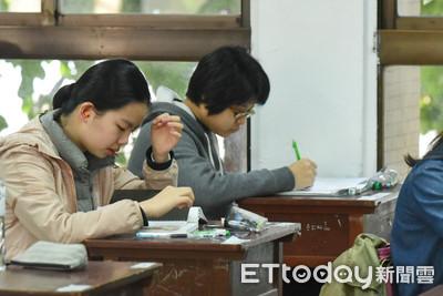 大學指考報名23日截止