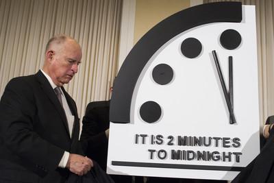 末日時鐘只剩2min!「三大威脅」把世界推向毀滅