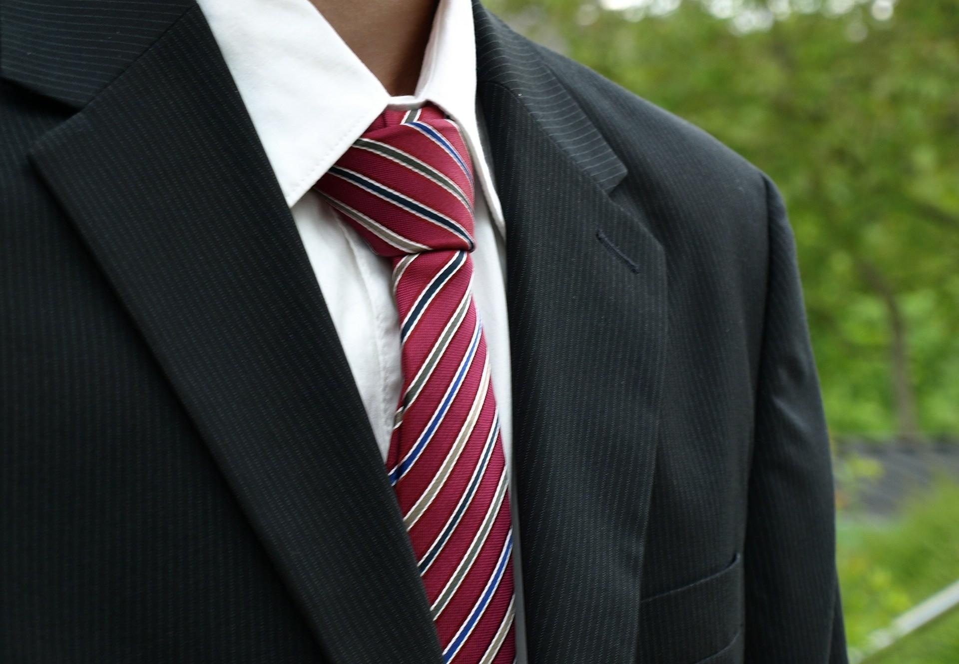 ▲▼ 西裝,領帶,科技。(圖/Pixabay)