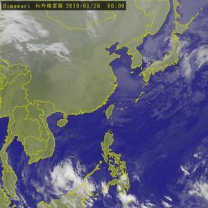 冷氣團到 吳德榮:中部以北不到10度