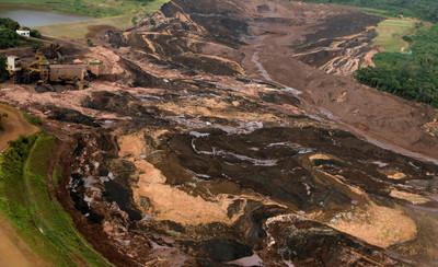 巴西礦場水壩突崩塌 200人失蹤