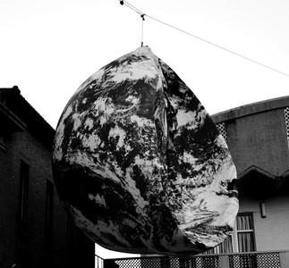 新竹超夯打卡點「漂浮地球」 拆了