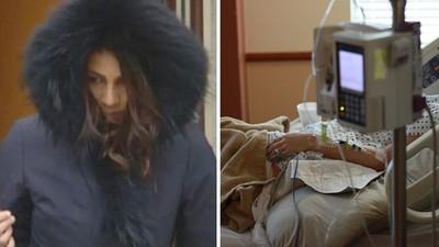 性感女醫幫擼管!爬上病床挑逗癌末男 事後劈腿鹹濕對話被公開