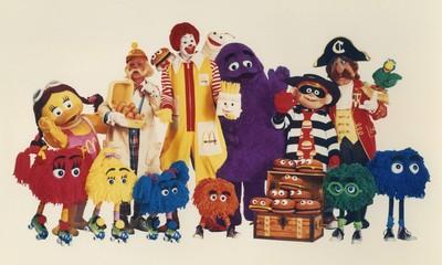 童年回憶!漢堡神偷、奶昔大哥 「麥當勞吉祥物」只有一個活了下來