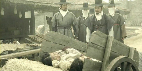▲▼朝鮮時代瘟疫(圖/翻攝自Naver Blog)