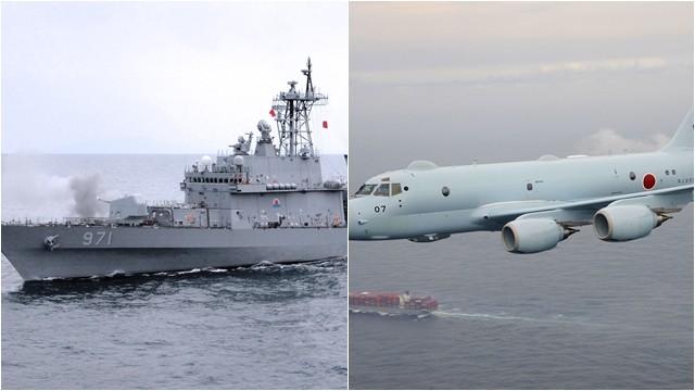 ▲▼韓驅逐艦、日巡邏機(圖/翻攝自維基百科)