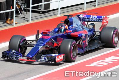 高雄引進F1賽車玩真的 潘恆旭回應了