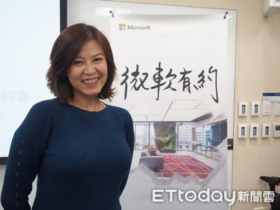 台灣微軟營運長何虹將助產業轉型
