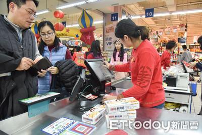 先掌握量販超市「過年營業時間」!