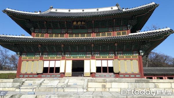 ▲▼南韓,韓國,首爾,昌德宮,仁政殿(圖/記者羅翊宬攝)