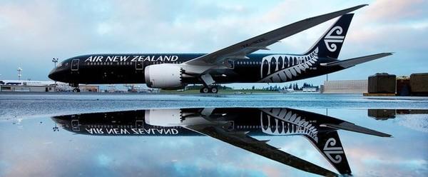 ▲▼ Air New Zealand,紐西蘭航空。(圖/翻攝臉書Air New Zealand)