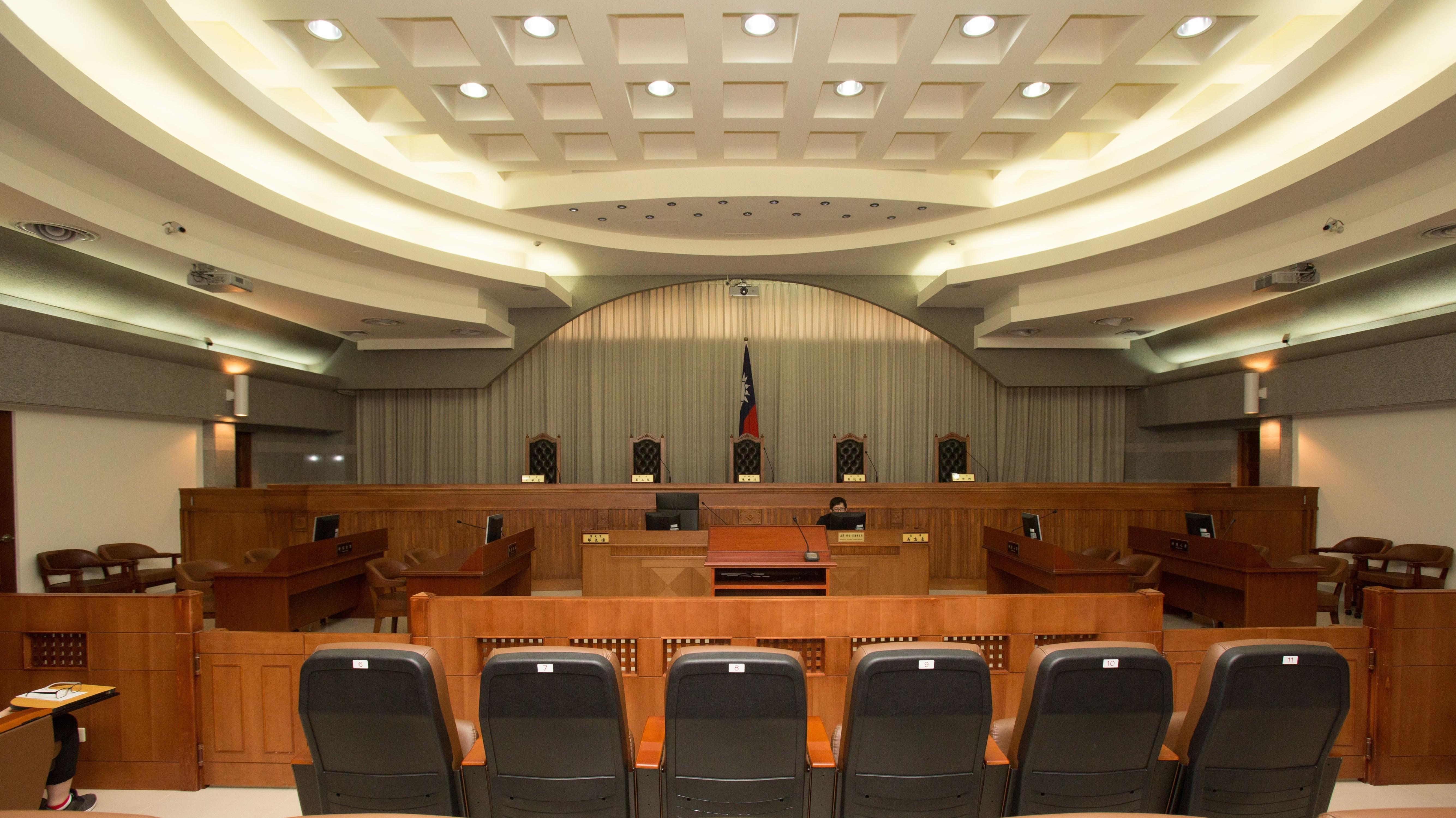 ▲最高法院,法庭 。(示意圖/ETtoday資料照)