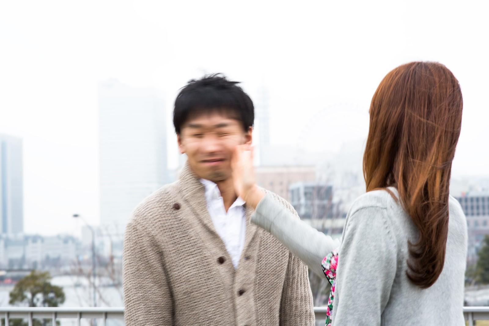 ▲▼日女決心與前男友分手的理由。(示意圖/翻攝自Pakutaso)