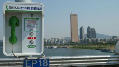 自殺也吹「韓流」? 加拿大青年遠赴首爾躍漢江:我來自殺的