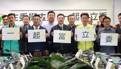3月立委補選 卓榮泰:大戰略大戰區作戰