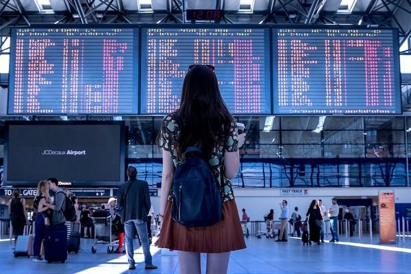 ▲▼旅遊,機場,出境。(圖/pixabay)