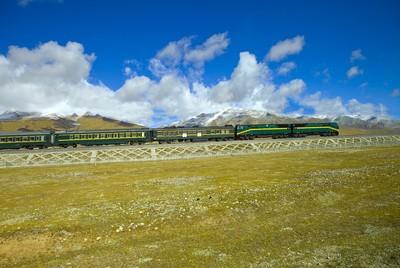 搭青藏鐵路出發 美景無極限!