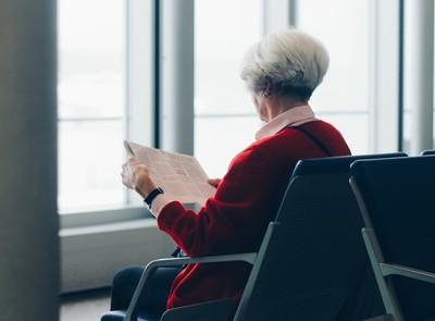 阿婆醫院追劇音量大開 她提醒挨罵