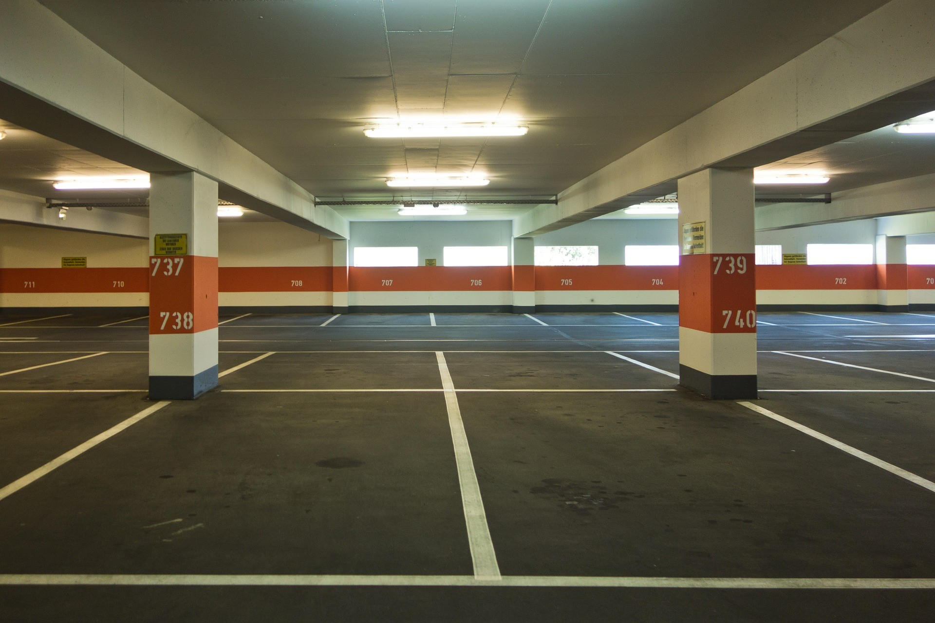 ▲▼停車場示意圖。(圖/取自免費圖庫pixbay)
