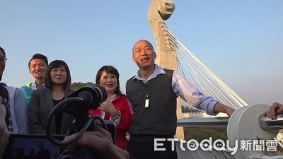 李俊毅:藍攻破這2區 韓國瑜2020選定