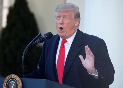 裴洛西傷害美國!川普嗆頒緊急令築牆