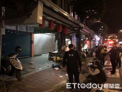 躁鬱男持刀砍人 遭警民合作壓制