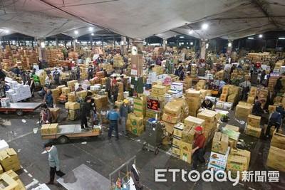 端午連假到 北農:蔬果到貨量減少、價格下降