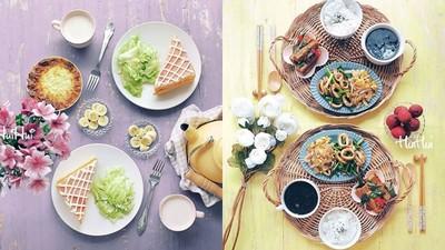 八款少女系夢幻餐點出爐♡  用一頓美好早餐和愛人忙裡偷閒