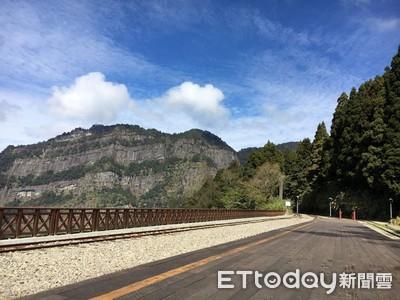 林鐵處初日列車 帶你漫遊阿里山